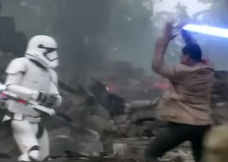 Exciting Unseen Footage Revealed In New Star Wars Teaser Duel