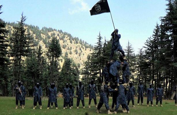 Isis Fighters Get Kicked In The Balls In Bizarre New Training Video ISIS Video 2
