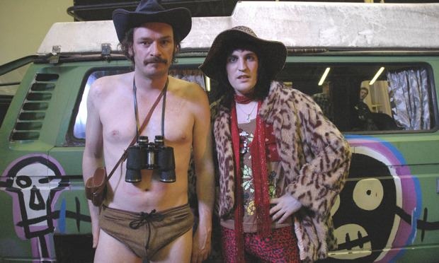 With BBC 3 Set To Close We Look At Its Five Best Shows Mighty Boosh Barratt Fiel 014