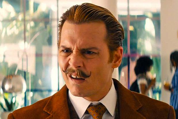Here Are The Top 10 Shittest Films Of The Year Mortdecai