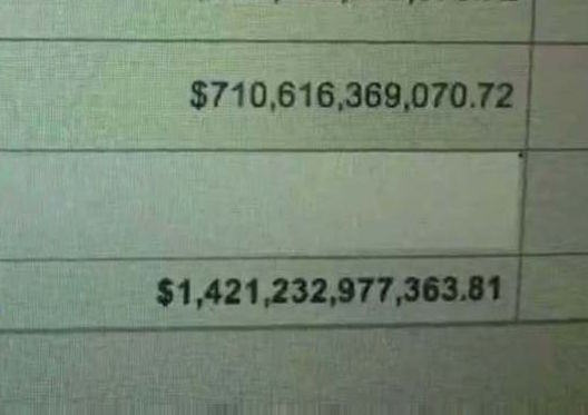 Woman Shocked To Receive Eye Watering $1.4 Trillion Bill From Bank PAY Angela Kwong 1