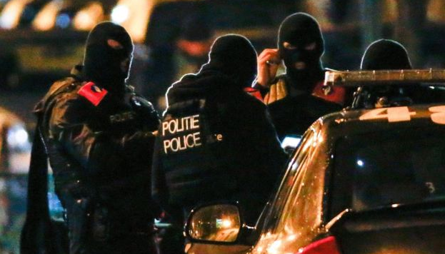 16 Arrested By Belgian Police During Anti Terror Raids In Brussels And Charleroi Screen Shot 2015 11 23 at 02.20.15