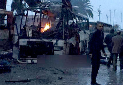 Suicide Bomber Kills At Least 11 Members Of Tunisias Presidential Guard Screen Shot 2015 11 24 at 22.17.30