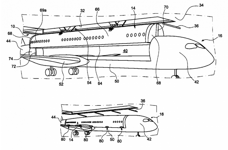 Airbus Patents Crazy Thunderbird Style Method Of Boarding Passengers Screen Shot 2015 11 29 at 21.23.38