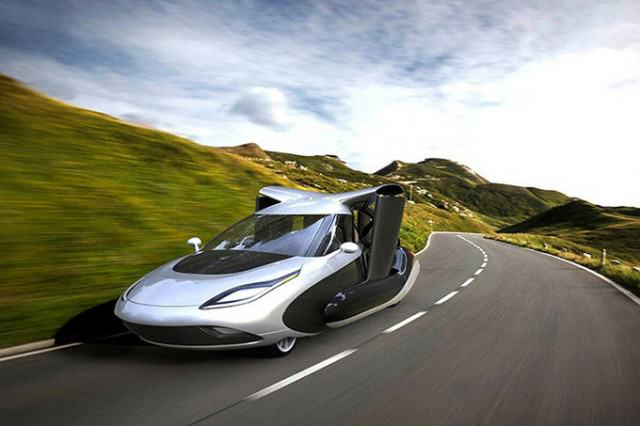 Inventions We Want To See Created This Year Terrafugia new Flying Car The Terrafugia TFX 640x426