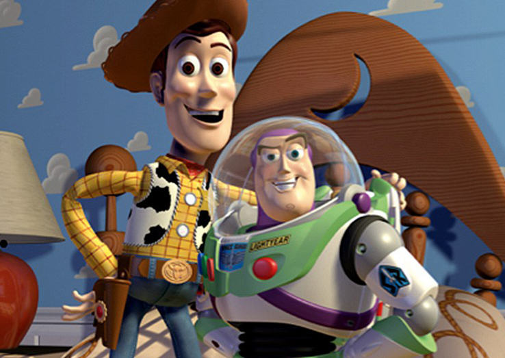 Toy Story Voted Best Pixar Movie Ever Toy Story featured