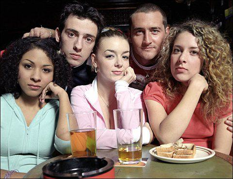 With BBC 3 Set To Close We Look At Its Five Best Shows Two pints wt l 1