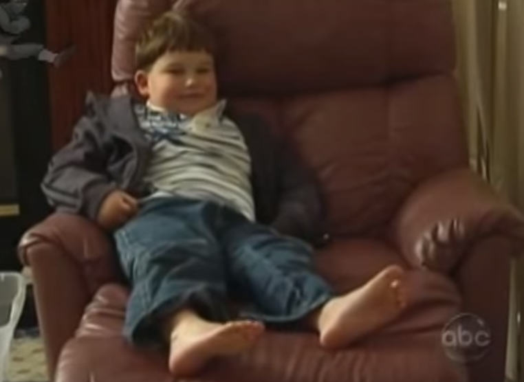 This Is What Hilarious King Curtis From Wife Swap Is Up To These Days UNILAD 242585