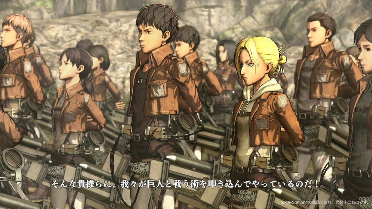 Another Attack On Titan Gameplay Trailer Has Released Alongside Screenshots UNILAD 2960956 148826