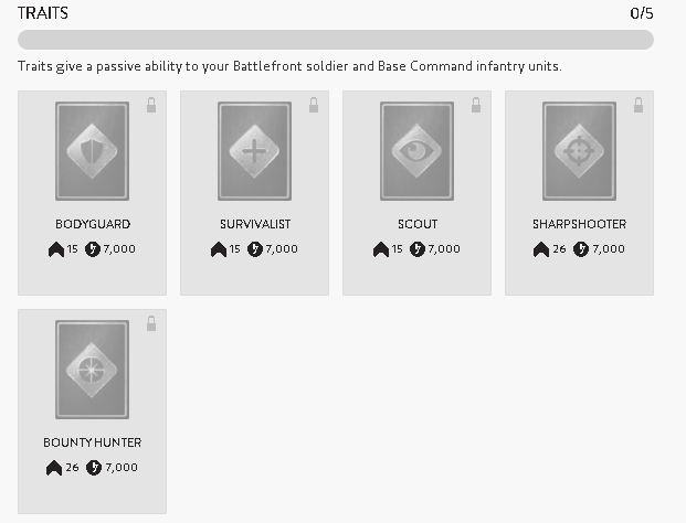 Check Out All Star Wars Battlefront Star Cards Ahead Of Launch UNILAD 2963422 traits87195
