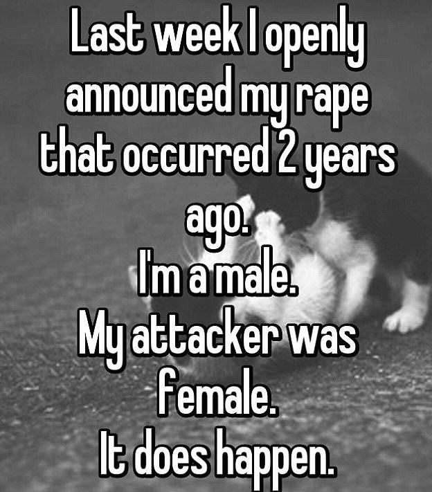 Men Have Been Sharing Experiences Of Being Raped By Women Online UNILAD 2E5EC36900000578 3315247 image m 8 144732669989947076