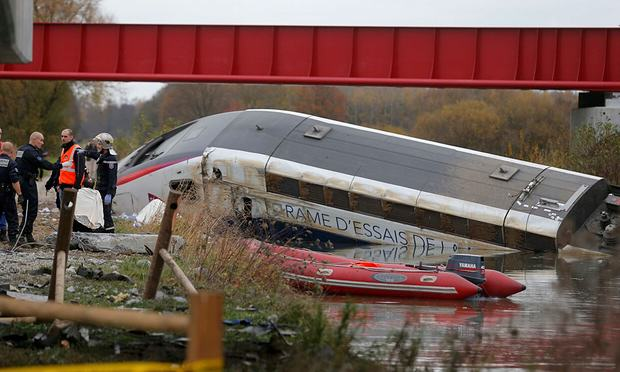 Five People Dead And Several Injured In French Train Crash Reports Say UNILAD 442527332