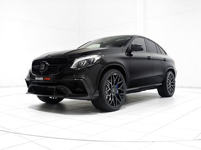 This Brand New Brabus SUV Is An Absolute Beast UNILAD 446199