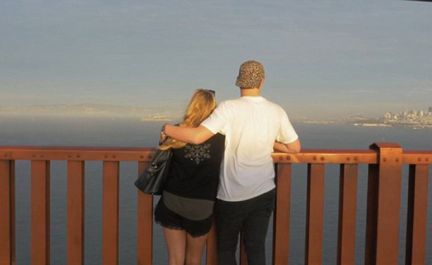 Guy Travels 6,000 Miles To See Girlfriend, Probably Getting Laid Now UNILAD 600011576
