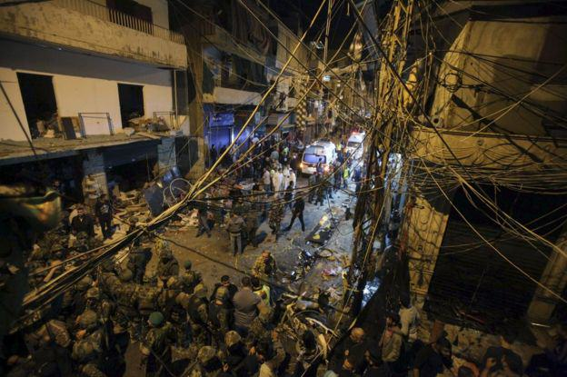 Beirut Attacks: 41 People Killed In Two Suicide Bombings UNILAD 86658781 a1fdc28a b777 477f 91e7 6d24669465093a382745