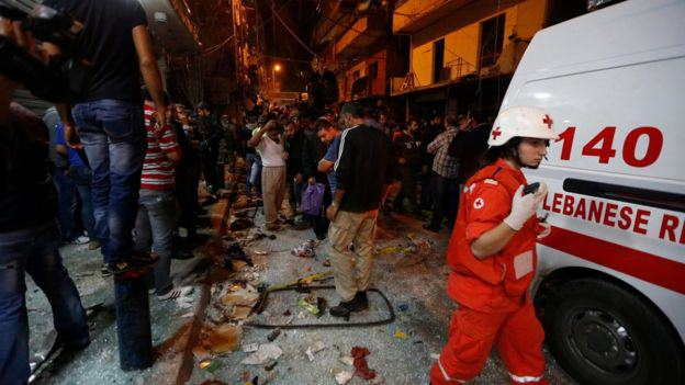 Beirut Attacks: 41 People Killed In Two Suicide Bombings UNILAD 86660606 8666060393110