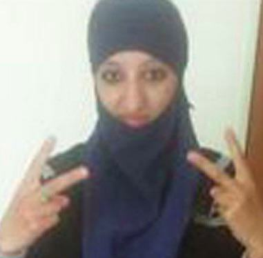 This Is The Terrorist Who Blew Herself Up, Killing A Dog And Injuring Police Officers UNILAD BOMBER28217