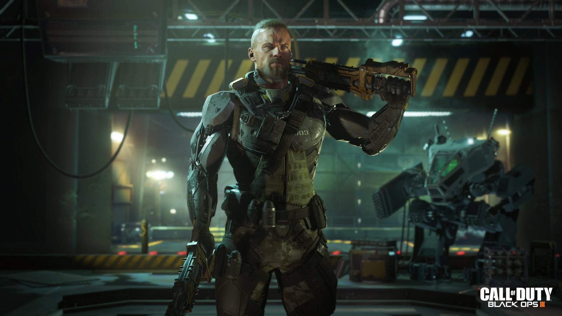 Call Of Duty: Black Ops III PC Version Will Get Modding Tools UNILAD Black Ops 3 Specialist Ruin48784