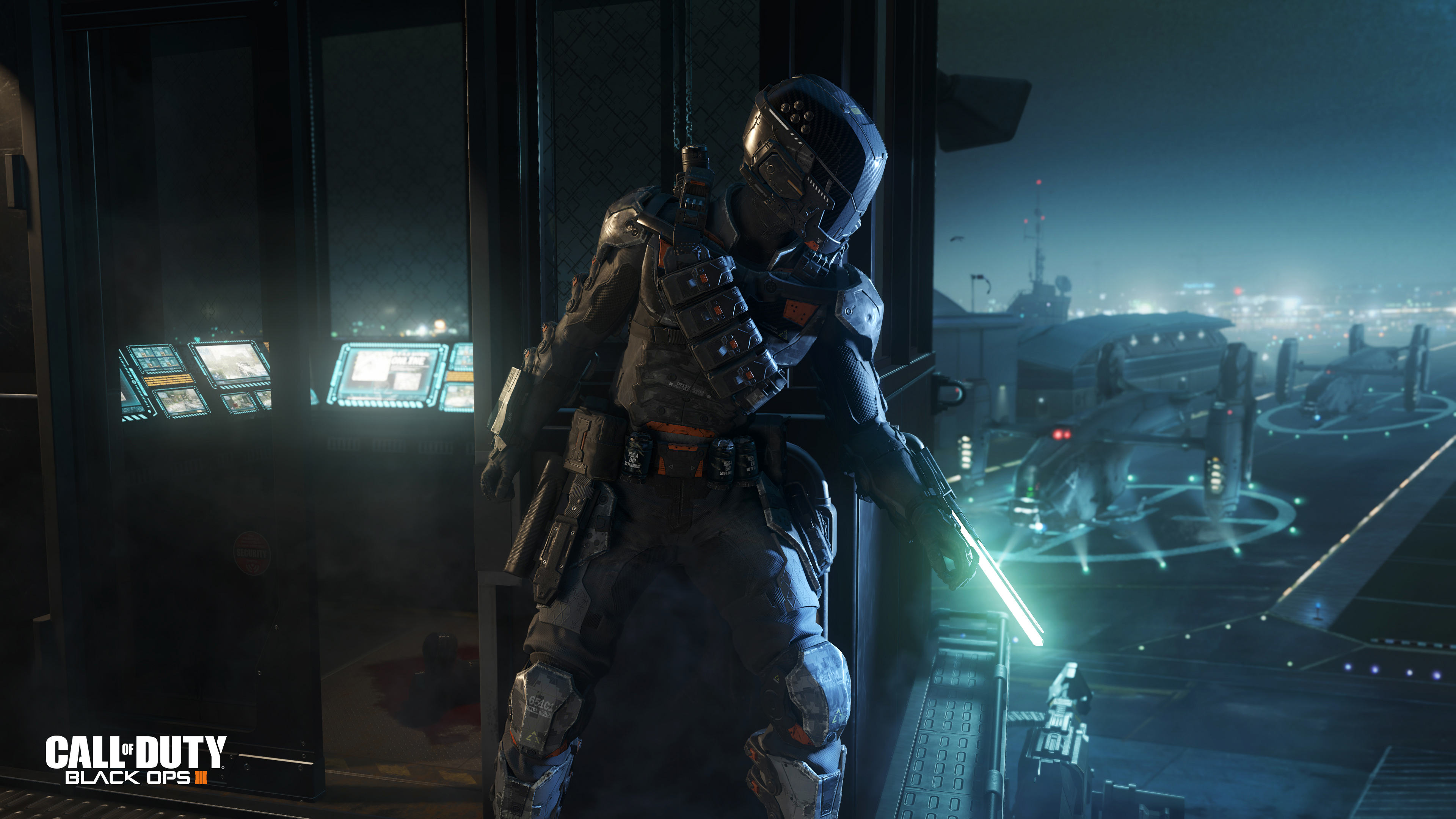 Call Of Duty: Black Ops III PC Version Will Get Modding Tools UNILAD Black Ops 3 Specialist Spectre 143929063765656