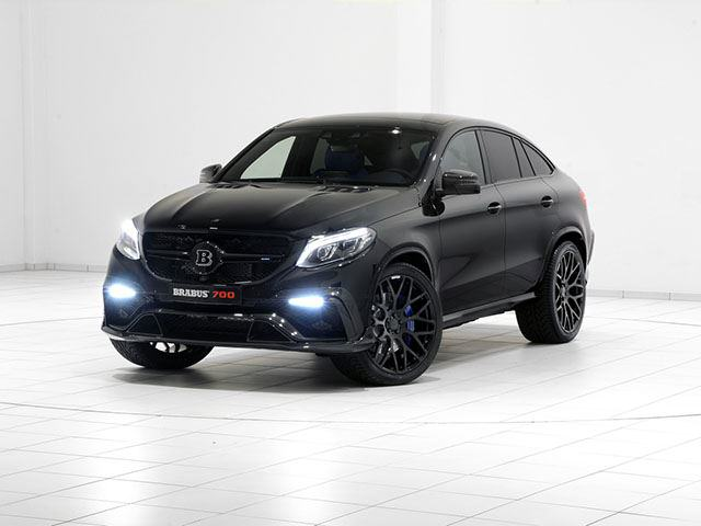 This Brand New Brabus SUV Is An Absolute Beast UNILAD Brabus67469