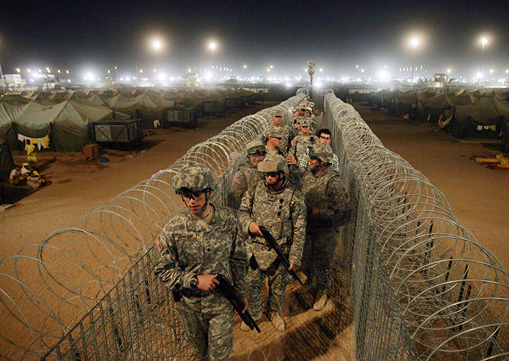 How A U.S. Prison Camp In Iraq May Have Accidentally Formed ISIS UNILAD Camp Bucca38358
