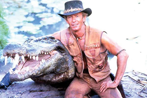 Ferocious Crocodiles Could Soon Be Replacing Guards At This Prison UNILAD Crocodile Dundee h125610