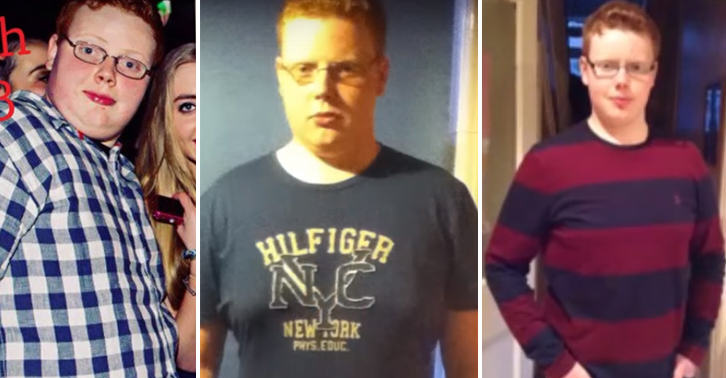 Embarrassing Club Photo Inspires Bullied Teenager To Lose Weight UNILAD FaceThumb76287