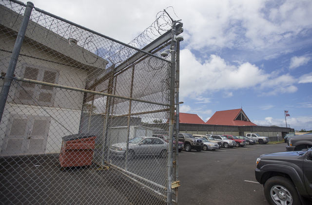 Inmates Screaming, Throwing Faeces: Life In Facility For Mentally Ill Convicts Revealed UNILAD HOLLYN JOHNSONTribune Herald The Hawaii Community Correctional Center.23480