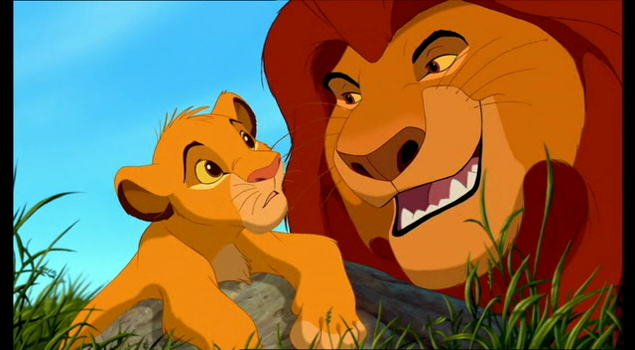 Advice Every Guy In His Twenties Would Give Their Younger Self UNILAD Mufasa Simba mufasa and simba 17932613 635 35031819