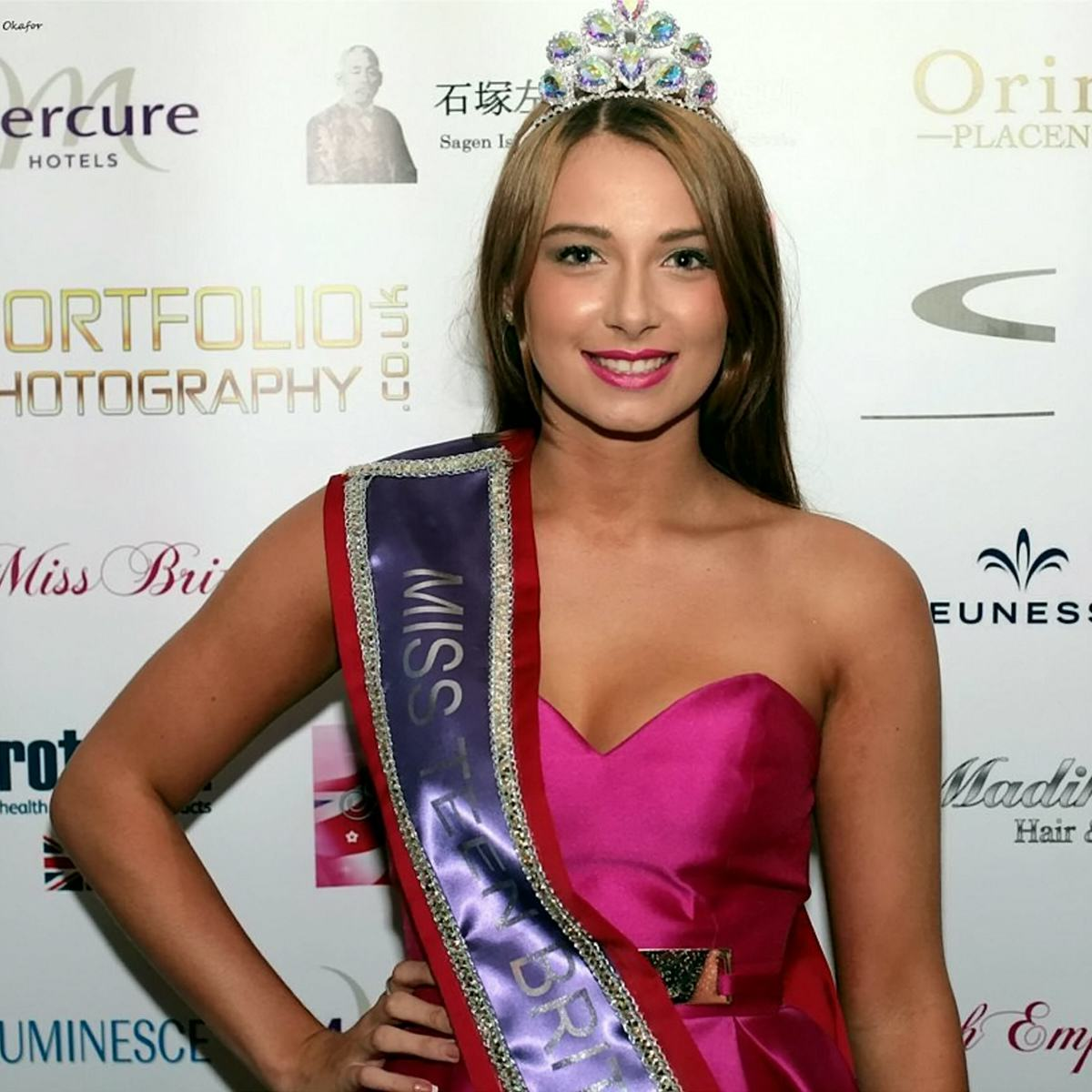 Girl Bullied At School For Her Looks Is Now A Teenage Beauty Queen UNILAD NTI BULLIED BEAUTY 0879288