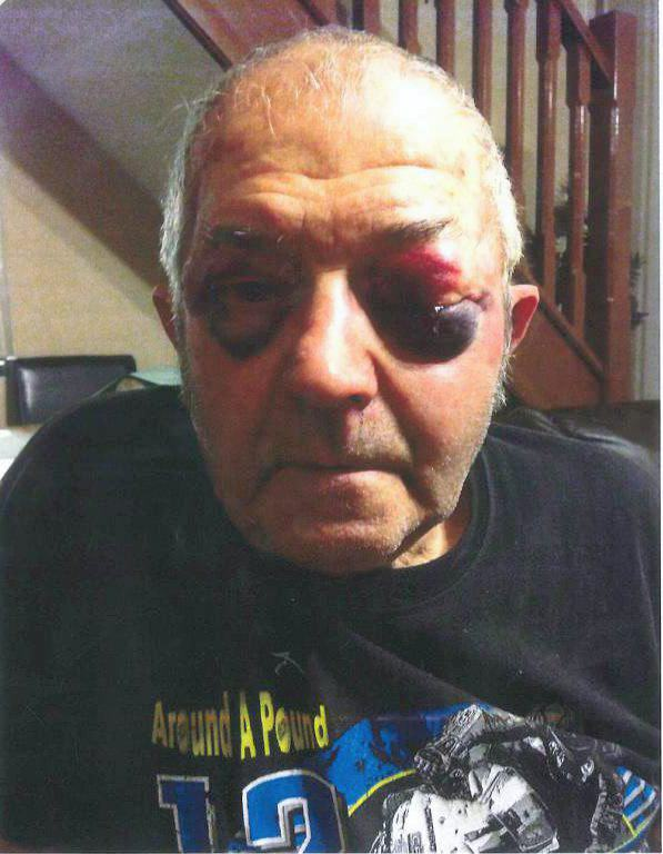 Kind Cabbie Gave Skint Men Free Ride Before They Battered And Robbed Him UNILAD PAY Francis McBride beaten 399901