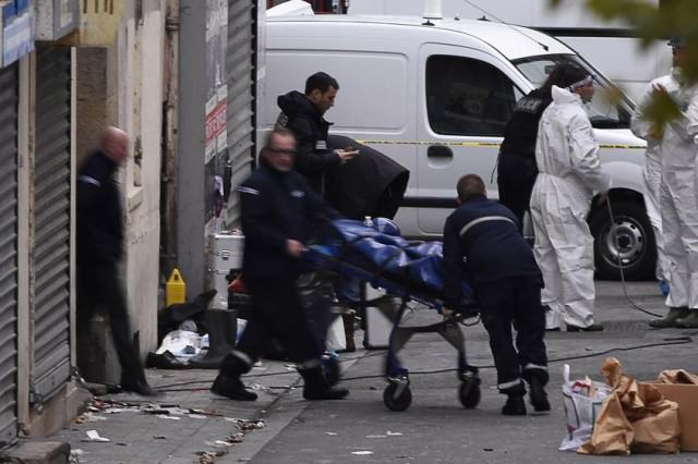 Body Of Female ISIS Terrorist Found At Site Of Paris Police Raids UNILAD Paris290439 640x426