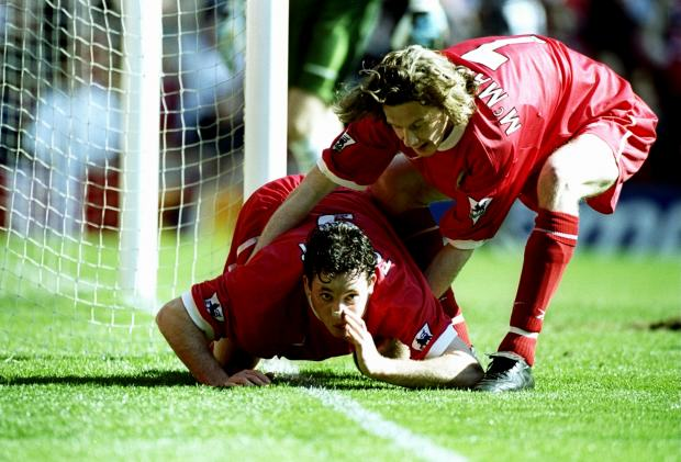 Advice Every Guy In His Twenties Would Give Their Younger Self UNILAD Robbie Fowler snorting the line44107