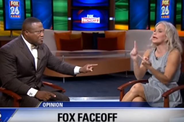 Activist Goes Off At Fox Host Saying Black Culture Causes School Violence UNILAD Screen Shot 2015 11 04 at 2.21.45 pm2059 640x426