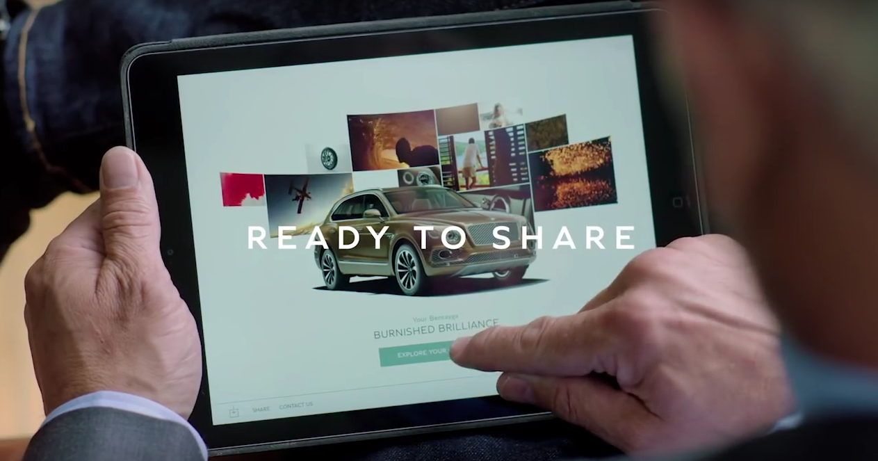 Bentley Produce App To Tell Emotionless Billionaires What Car Is Right For Them UNILAD Screen Shot 2015 11 08 at 19.17.3582197