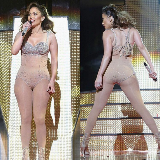 Jennifer Lopez Caused Quite A Stir After Her Live Show On Saturday UNILAD Screen Shot 2015 11 09 at 13.27.4997008