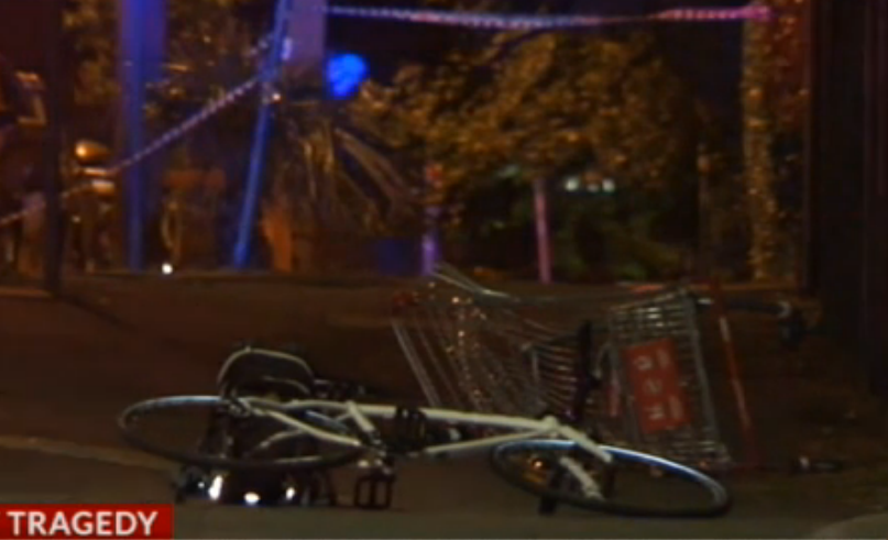 Man Dies After Riding Shopping Trolley Into Traffic At 50mph UNILAD Screen Shot 2015 11 10 at 12.05.1172271