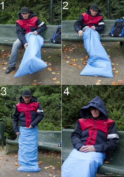 Refugees Are Making Sheltersuits For Homeless People To Keep Warm UNILAD Screen Shot 2015 11 11 at 10.11.3014655