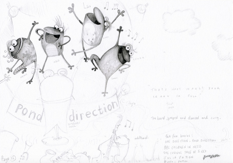 One Direction Charity Drawing Worth £130k Destroyed By Rocket Cock Doodle UNILAD Screen Shot 2015 11 18 at 15.23.3024467