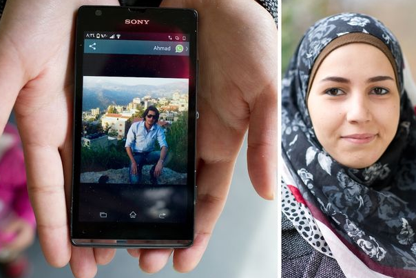 Mobile Phone Photos Show What People Leave Behind When They Flee War UNILAD Screen Shot 2015 11 19 at 15.16.083890