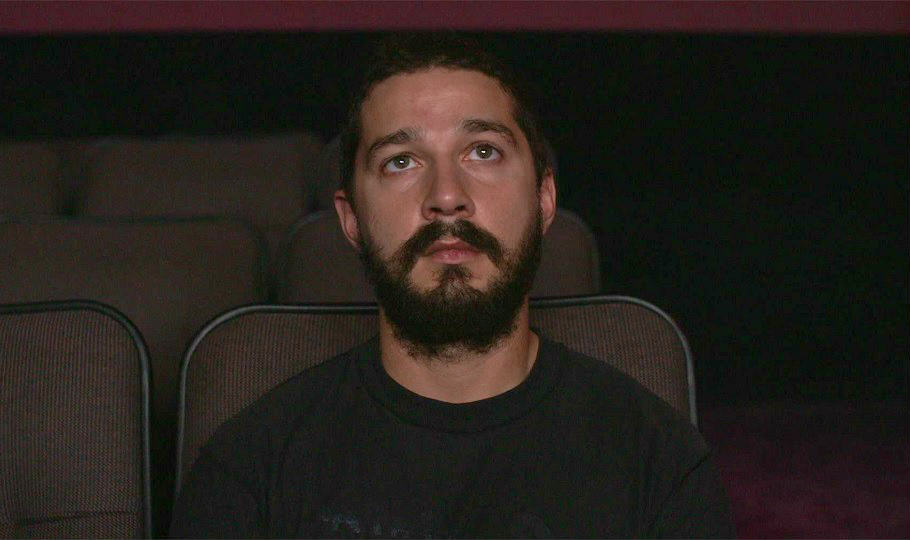 Shia Labeouf Is Livestreaming Shia Labeouf Watching Shia Labeouf Films UNILAD Shia LaBeouf26079