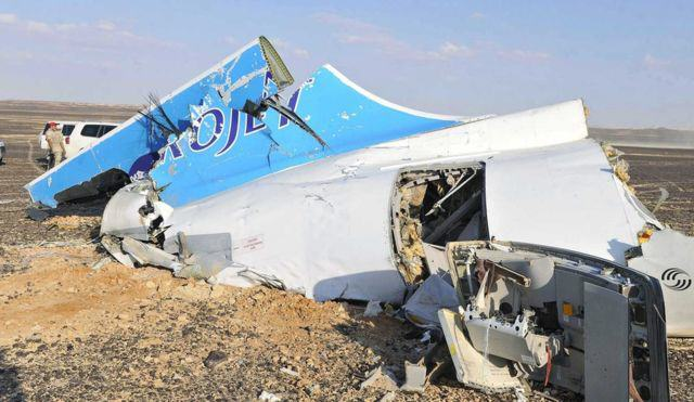 Russian Government Confirm Sinai Plane Disaster Caused By Terrorist Bomb Onboard UNILAD Sinaicrash58641 640x371