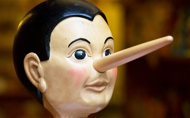 Heres How To Tell Someones Lying, According To New Breakthrough Research UNILAD alamy58302