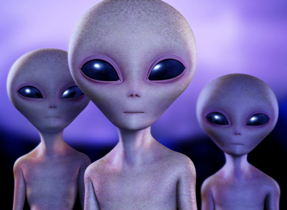 The Internet Is Going Crazy After Spotting UFO In NASA Tweet UNILAD aliens ET48060
