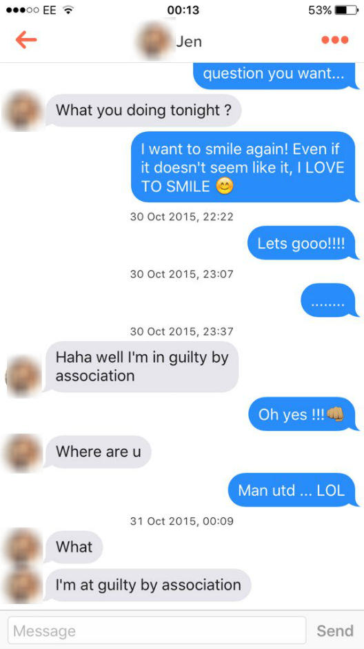 Guy Joins Tinder And Uses Only Mario Balotelli Quotes, It Goes Surprisingly Well UNILAD balotelli tinder 276837