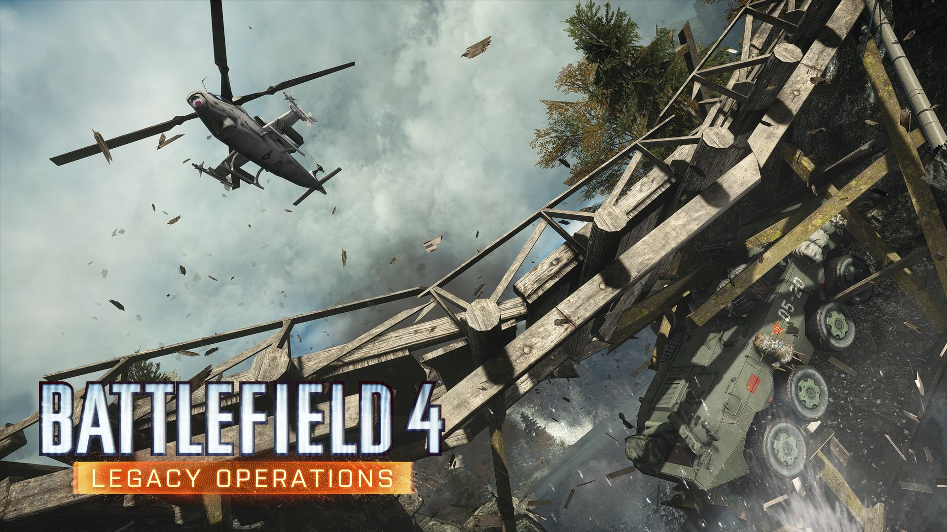 Battlefield 2 Map Coming To Battlefield 4 In Free DLC UNILAD bf4 legacyops thumbnail41805