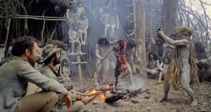 Eight Gruesome And Terrifying Films That Were Banned UNILAD cannibal55879