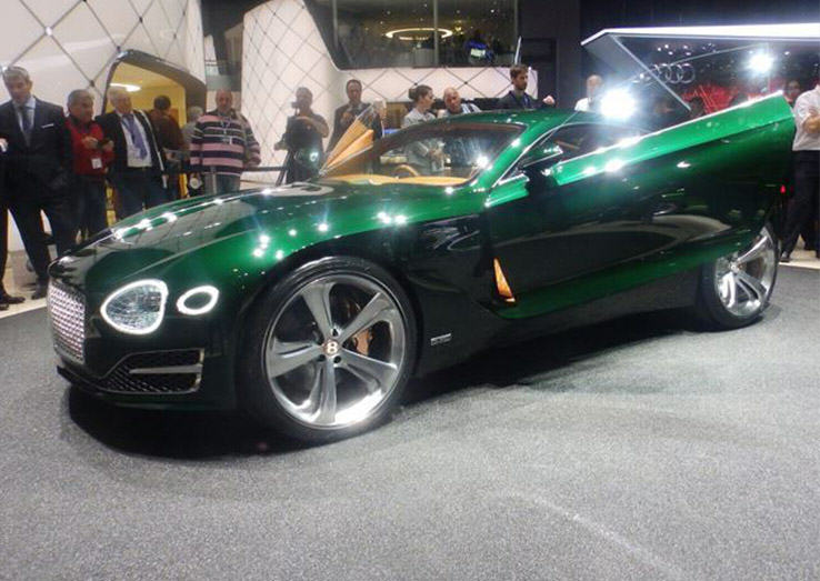 Bentley Are Building Two Supercars And They Look Incredible UNILAD car367026