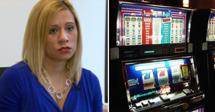 Woman Wins $8 Million Jackpot But Casino Wont Let Her Keep The Money UNILAD casino jackpot 8952670515