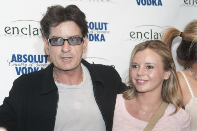 Charlie Sheen Has Confirmed He Is HIV Positive UNILAD charlie sheens ex im clean27360 640x426